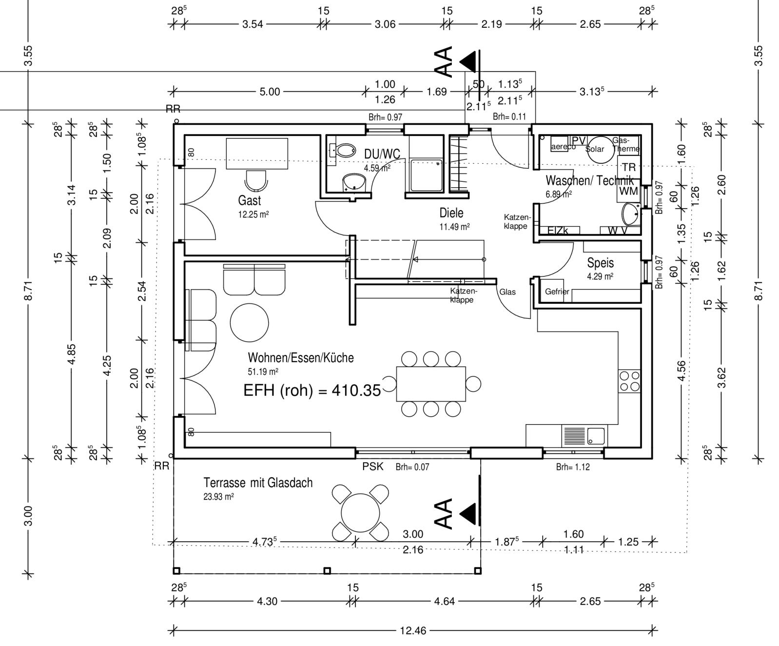 Hausentwurf architekten plan unsere nummer 1 - Architektur plan ...