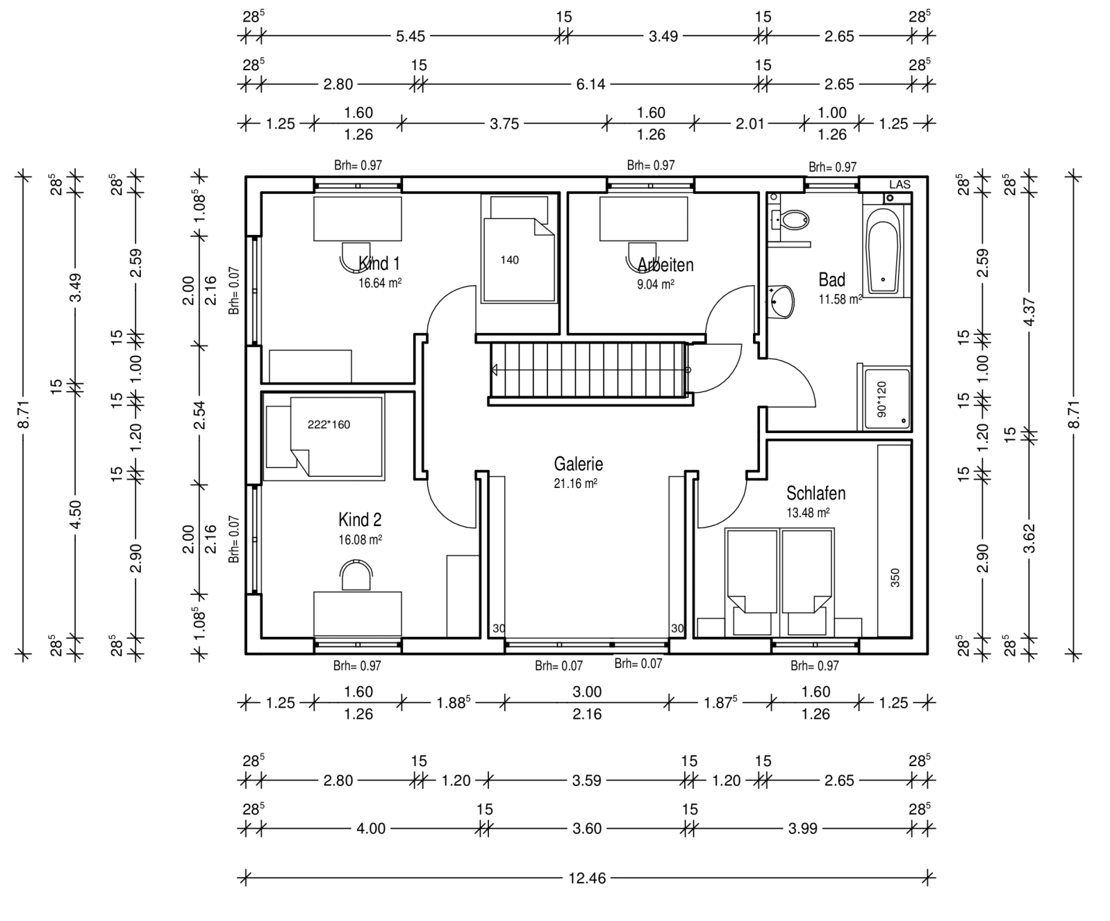 hausentwurf architekten plan unsere nummer 1. Black Bedroom Furniture Sets. Home Design Ideas