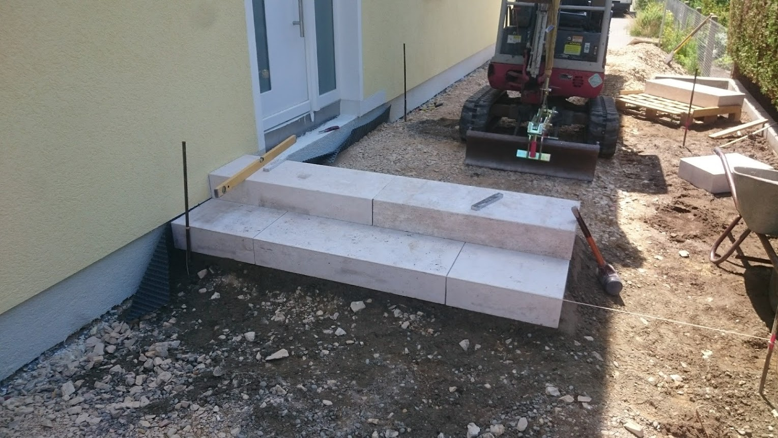 Landhaus Haust R emejing treppe vor haustür ideas kosherelsalvador com kosherelsalvador com